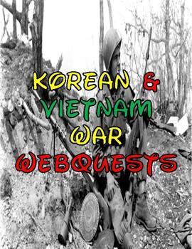 Korean & Vietnam War Webquest