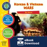 Korean & Vietnam Wars BIG BOOK Gr. 5-8