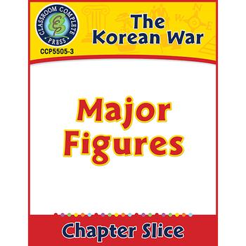 Korean War: Major Figures Gr. 5-8