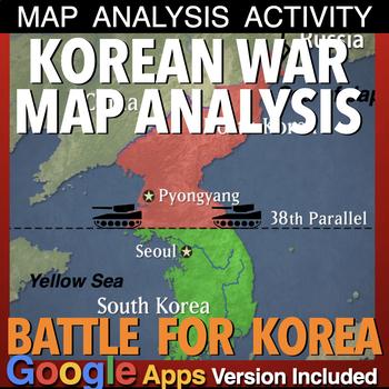 Korean War Map Exercise
