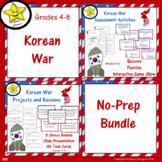 Korean War No-Prep Bundle