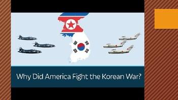 Korean War PowerPoint