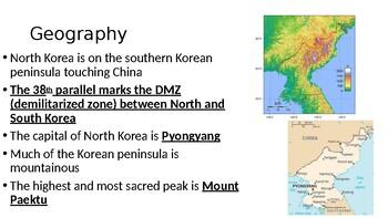 Korean War PowerPoint (Day 5)