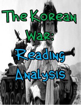 Korean War: Reading Analysis