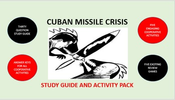 Cuban Missile Crisis: Study Guide and Activity Pack