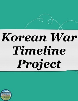 Korean War Timeline Review Project