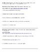 Korean War - Web Exploration Workbook