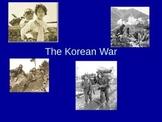 Korean War presentation