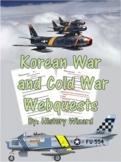 Korean War and Cold War Webquests