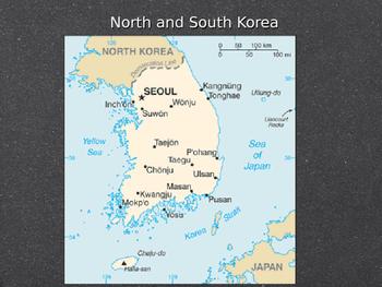 Korean and Vietnam War Lecture Slides