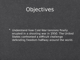 Korean and Vietnam War Lecture Slides