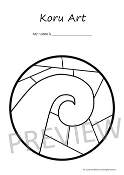 Koru Art – 4 Different Templates