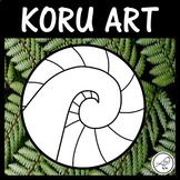 Koru Art – 4 Different Templates