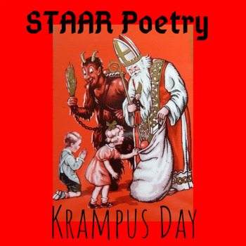Krampus Day STAAR Narrative Poem