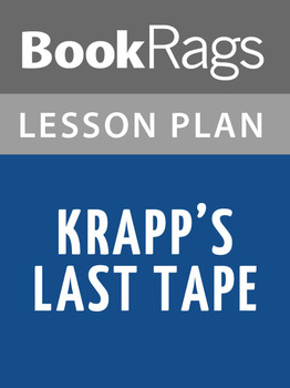 Krapp's Last Tape Lesson Plans