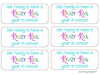 photo relating to Have a Kool Summer Printable called Krazy Kool Worksheets Schooling Materials Academics Shell out
