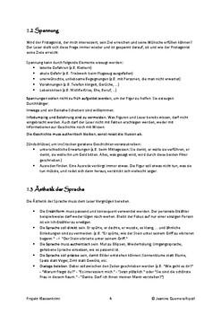 Kreatives Schreiben - Klassenkrimi