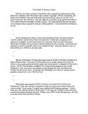 Kristallnacht - Nazi Germany Paraphrasing Activity - Cross Discipline (ELA)