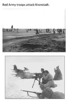 Kronstadt Uprising 1921 Word Search