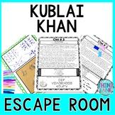 Kublai Khan ESCAPE ROOM: Mongol Empire - Yuan Dynasty