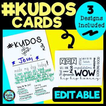 Kudos Cards