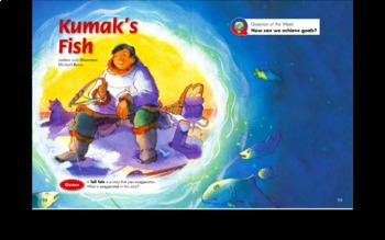 Kumak's Fish Reading Street Grade 3 Unit 1 Week 3