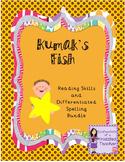 Kumak's Fish Reading and Spelling Bundle (Scott Foresman R