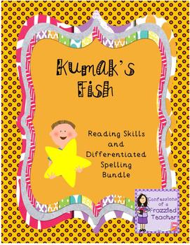 Kumak's Fish Reading and Spelling Bundle (Scott Foresman Reading Street)