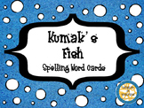Scott Foresman Kumak's Fish Spelling Cards