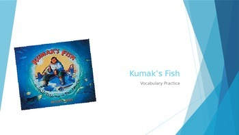 Kumak's Fish Vocabulary PowerPoint
