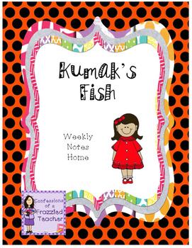 Kumak's Fish Weekly Take Home Letters (Scott Foresman Reading Street)