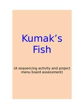 Reading Street- Gr. 3 Kumak's Fish