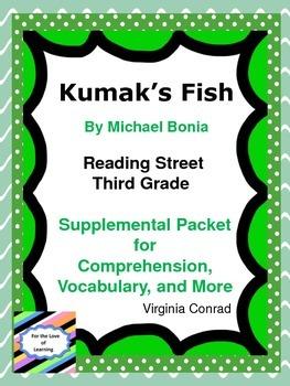 Kumak's Fish---Reading Street---Supplemental Packet