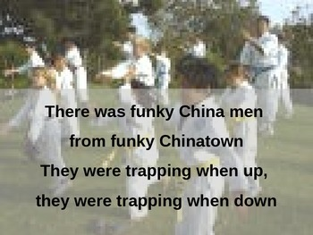 Kung Fu Fighting Song Powerpoint