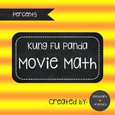 Kung Fu Panda Movie Math Questions Percents