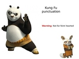 Kung Fu Panda Punctuation Fun