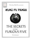 Kung Fu Panda 'Secrets of the Furious Five' Self-Awareness Worksheets