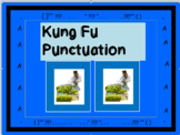 Kung Fu Punctuation Resource Pack - sample