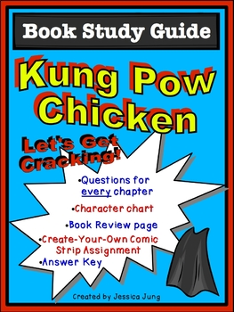 Kung Pow Chicken (Book Study Guide)