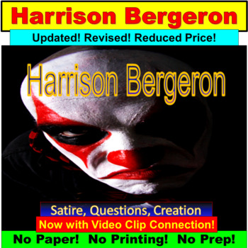 "Kurt Vonnegut, Jr's ""Harrison Bergeron"" : Common Core, Que"