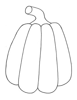 Kusama Pumpkin Outlines - Sub Plans