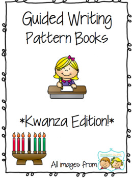Kwanza Guided Writing Pattern Prompts for Emerging Writers