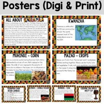 Kwanzaa by Rachel O Donnell | Teachers Pay Teachers