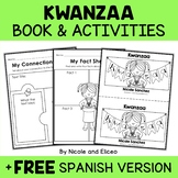 Mini Book and Activities - Kwanzaa Book
