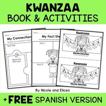 Kwanzaa Book Activities