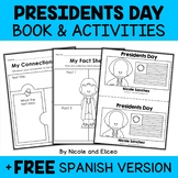 Mini Book and Activities - Presidents Day