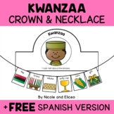 Crown and Necklace Craft - Kwanzaa Activities