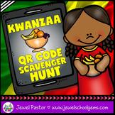 Kwanzaa Activities (Kwanzaa QR Codes Scavenger Hunt)