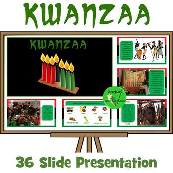 Kwanzaa - 36-Slide PowerPoint Presentation