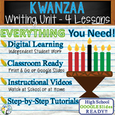 Kwanzaa Writing BUNDLE! - Argumentative, Persuasive, Expos